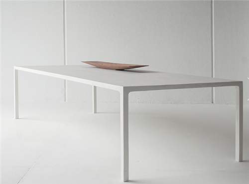 microcement table